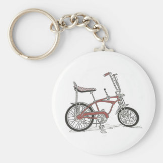 60's Schwinn Stingray Apple Krate Muscle Bike Keychain