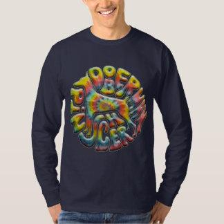 60's Tie-Dye Doberman T-Shirt