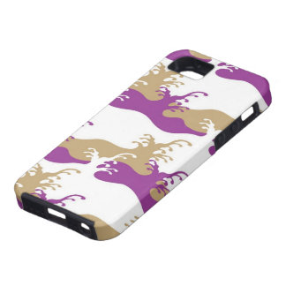 60s Waves style case for iphone5 iPhone 5 Cases