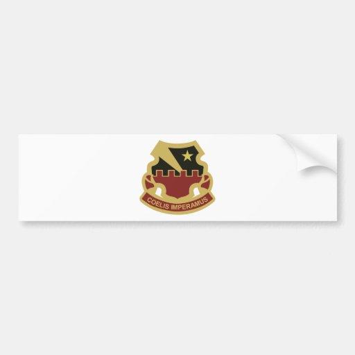 60th Air Defense Artillery Bumper Sticker