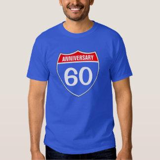 60th Anniversary T Shirt