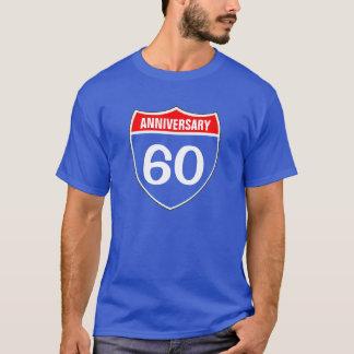 60th Anniversary T-Shirt