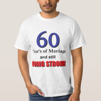 60th Anniversary T-Shirt