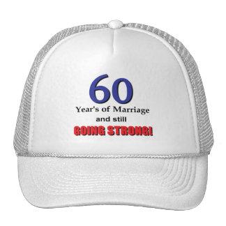 60th Anniversary Trucker Hat