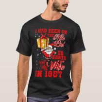 60th Anniversary Xmas Shirts For Husband