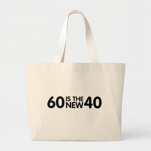 60th birthday bag