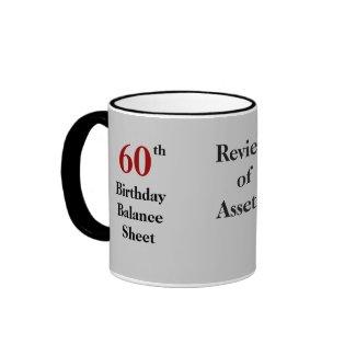 60th birthday accountant mug