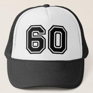 60th Birthday Classic Trucker Hat