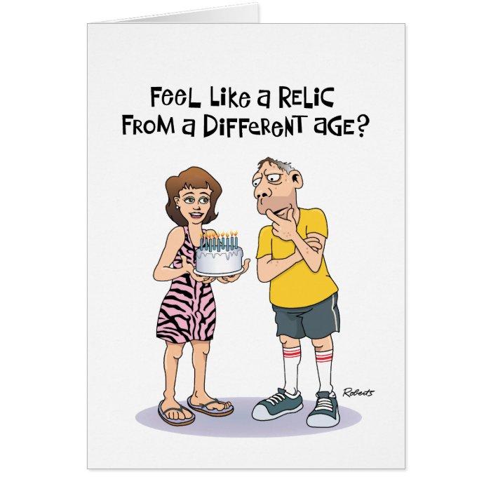 Funny Male Th Birthday Cards ~ Th birthday funny male greeting card zazzle