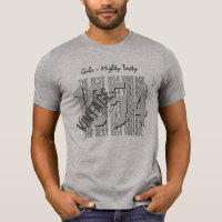60th Birthday Gift Best 1954 Vintage Custom W503G9 T-Shirt