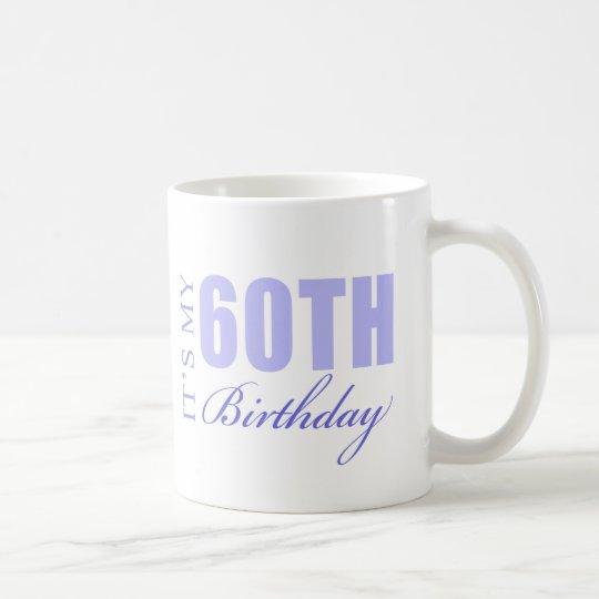60th Birthday Gift Idea Coffee Mug