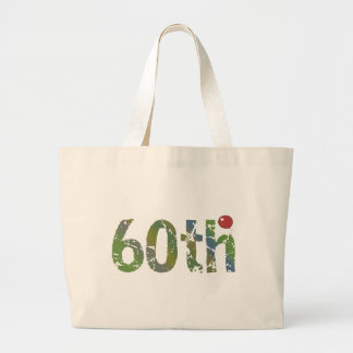 60th Birthday Gifts Tote Bag