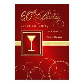 Surprise 60th Birthday Party Invitations & Announcements   Zazzle