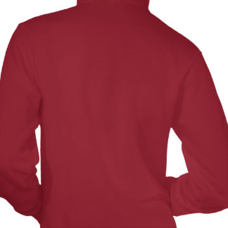 60th Birthday Worlds Best Fabulous Dark Red Maroon Hooded Sweatshirt