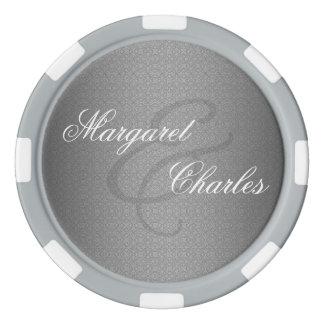 60th Diamond Anniversary | Custom Poker Chips
