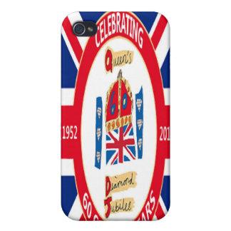 60th Diamond Jubilee Celebration Iphone Case