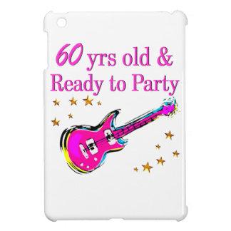 60TH ROCK STAR iPad MINI COVER