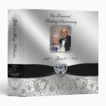 "60th Wedding Anniversary 1.5"" Photo Binder"