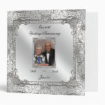 "60th Wedding Anniversary 2"" Photo Binder"