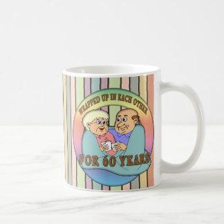 60th Wedding Anniversary Gifts Coffee Mug