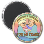 60th Wedding Anniversary Gifts Magnet