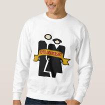 60th Wedding Anniversary Gifts Sweatshirt