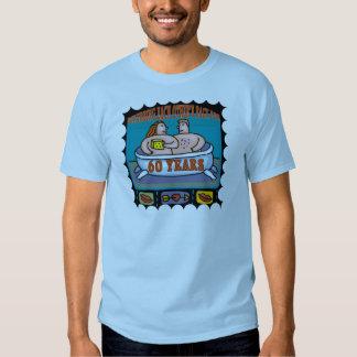 60th Wedding Anniversary Gifts T Shirt