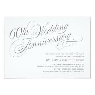 60th wedding anniversary invitations koni polycode co