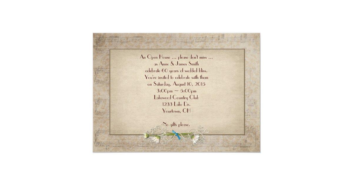 Th Wedding Anniversary Card Designs