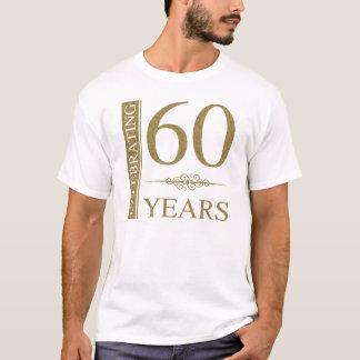 60th Wedding Anniversary T-Shirt