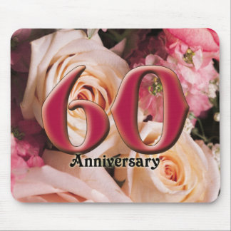 60thanniversary2 mouse pad