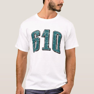 610 (Area Code) T-shirt
