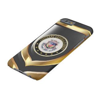 [610] Insignias regimentales del cuerpo del AG Funda Barely There iPhone 6