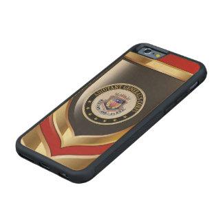 [610] Insignias regimentales del cuerpo del AG Funda De iPhone 6 Bumper Arce