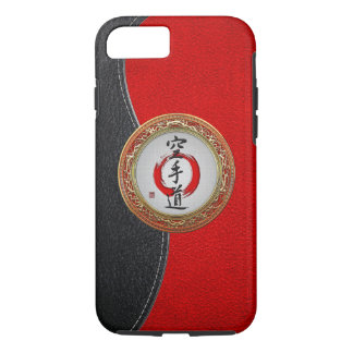 [610] Japanese calligraphy - Karate-do iPhone 7 Case