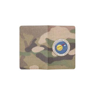 [610] NASA Emblem [3D] Pocket Moleskine Notebook
