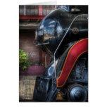 611 - NW - J Class - Steam 4-6-4 Card