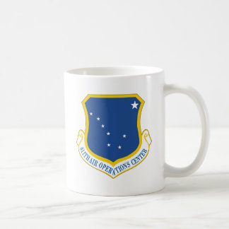611th Air Operations Center Classic White Coffee Mug