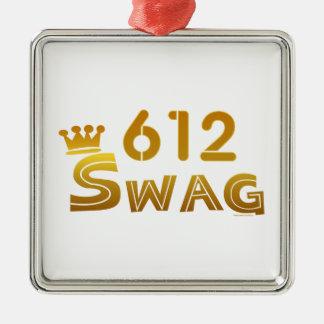 612 Minnesota Swag Ornaments