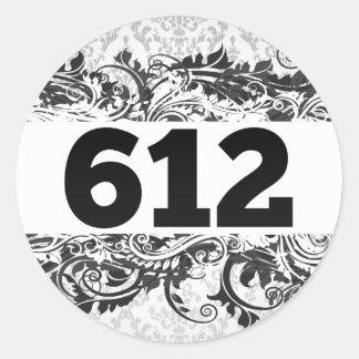 612 STICKERS