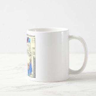 612 tuna factory closed cartoon coffee mug