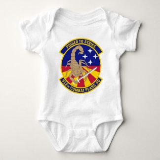 612o El combate planea la escuadrilla - Body Para Bebé