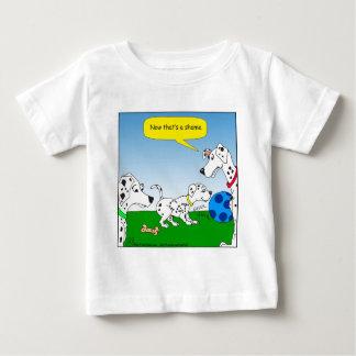 613 dalmation cat cartoon baby T-Shirt