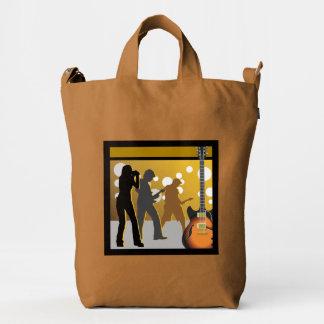 615 Nashville BAGGU Duck Bag, Chestnut Duck Bag