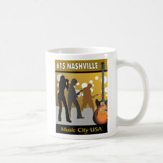 615 Nashville Coffee Mug