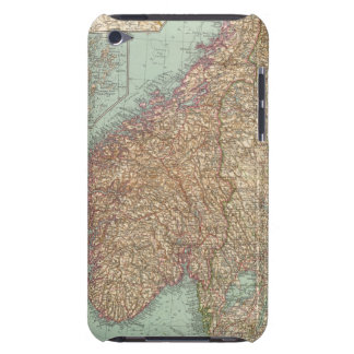 6162 Sweden, Norway iPod Touch Case-Mate Case