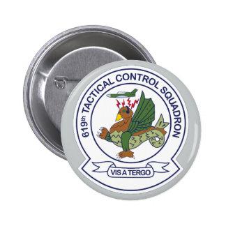 619th Tactical Control Squadron Pins