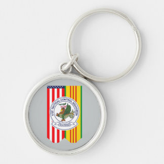619th Tactical Control Squadron - Flags Keychain
