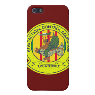 619th Tactical Control Squadron Vietnam Cover For iPhone SE/5/5s