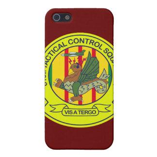 619th Tactical Control Squadron Vietnam iPhone SE/5/5s Case